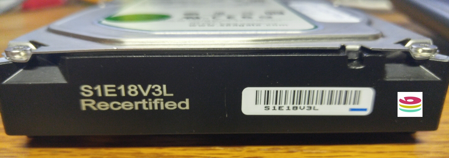 What is a Recertified or Refurbished Hard Drive