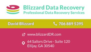 East Coast Data Recovery Biz