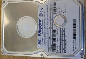 Maxtor 90845D4 8.4GB PATA Hard Drive