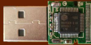 SM3255EN Q AA Controller Lexar