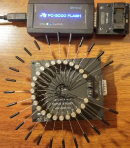 PC-3000 Flash - Spider Board