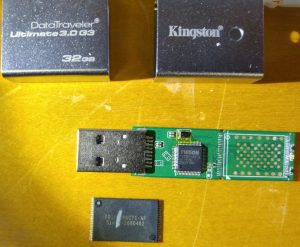 Kingston 32GB - Phison PS2251-03-Q