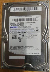 Samsung HD103SI HD103SJ 1TB