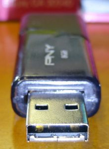 PNY Monolith USB Connector