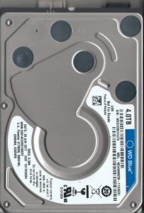 WD40NMZW-11GX6S1 4TB SMR USB Drive