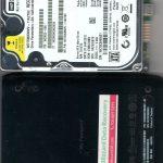 WDBABM7500ABK-00 WD7500KMVV-11A27S2