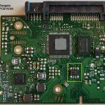Seagate PCB ROM