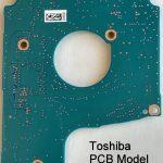 Toshiba PCB Model