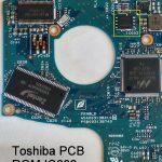 Toshiba PCB ROM IC602