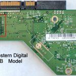 WD PCB Model
